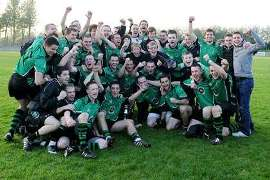 Louth Intermediate Champions in 2009