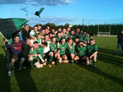 Louth Div4 League Champions in 2011