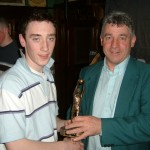 U16 Player of the Year - Derek Maguire