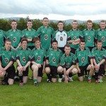 Young Irelands Junior Team which competed in Div 4C