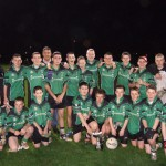 Jubilant scenes following U-15 win
